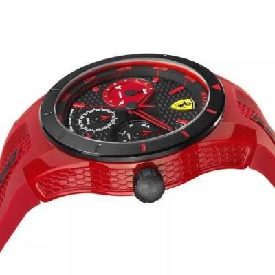 Scuderia Ferrari Red Rev T FER0830258 orologio da uomo-Italianfashionglam-c