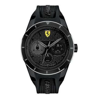 Scuderia Ferrari Red Rev T FER0830259 orologio da uomo - Italianfashionglam