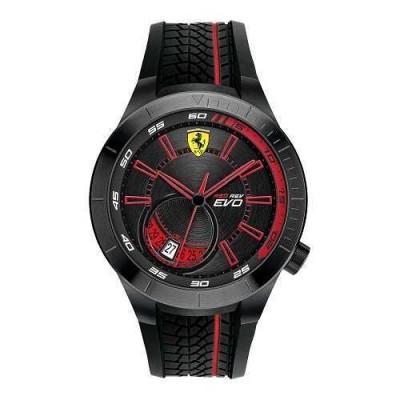 Scuderia Ferrari Red Rev Evo FER0830339 orologio da uomo- Italianfashionglam