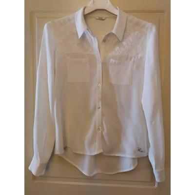 Guess la camicia glamour da donna in seta - CCD 005 Italianfashionglam
