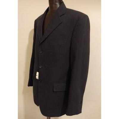 Events giacca classica uomo in cotone grigio - GIUO 029 Italianfashionglam