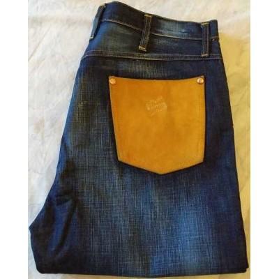 Rare blue jeans casual da uomo 5 tasche - BJU 020 Italianfashionglam