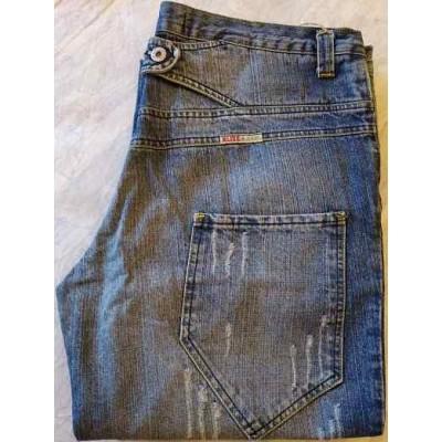 Klixs blue jeans vintage da uomo scoloriti - BJU 021 Italianfashionglam