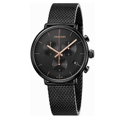 Calvin Klein High Noon K8M27421 - Cronografo da uomo Italianfashionglam