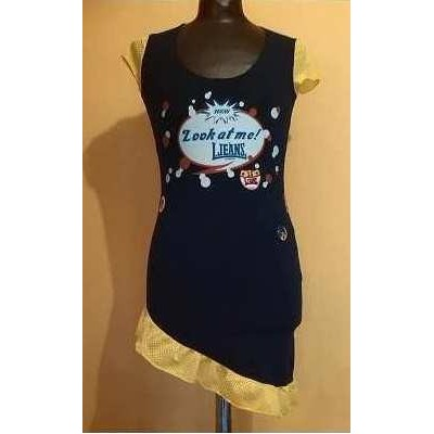 Dress casual  L.Jeans London in cotone stretch DSD 001