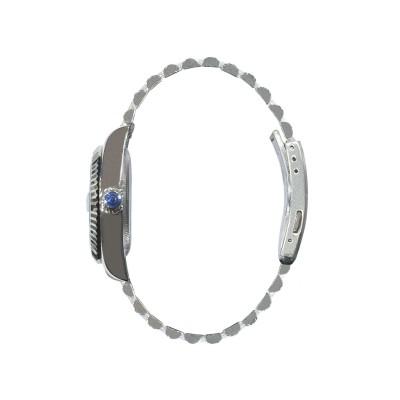 Orologio chic da uomo automatico in acciaio Grand Geneva BP240159