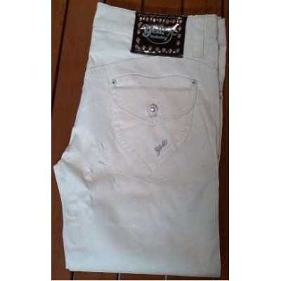 Pantalone casual donna stretch a zampa - Yell Industry -...