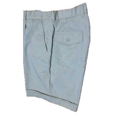 SHORTS-UOMO-COTONE-COLOR-SABBIA-4-TASCHE-TEMPO-LIBERO-WEEK-END-TREKKING-ASTROLABIO-MADE-IN-ITALY-