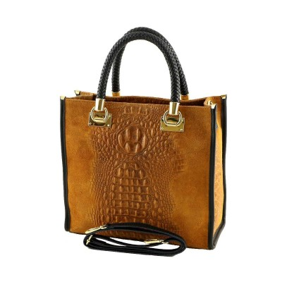 Borsa a mano fashion da donna in pelle luxury - Valery