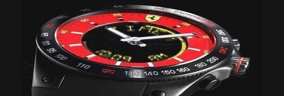 Collezione di eccellenza di orologi di precisione e stile unisex Scuderia Ferrari