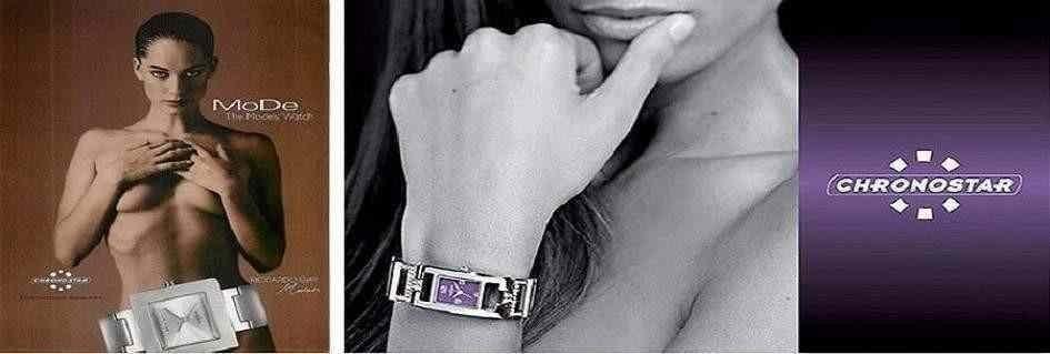 Collezione fashion orologi donna Chronostar