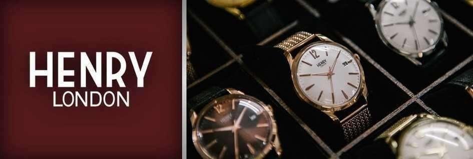 Henry London orologi da uomo l'eleganza maschile