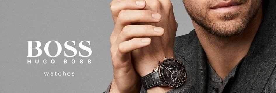 Hugo Boss gli orologi da uomo lo charm ed il luxury