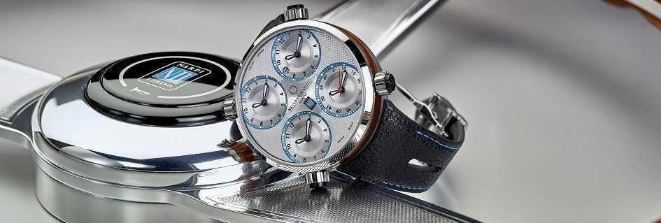Collezione orologi uomo Meccaniche Veloci
