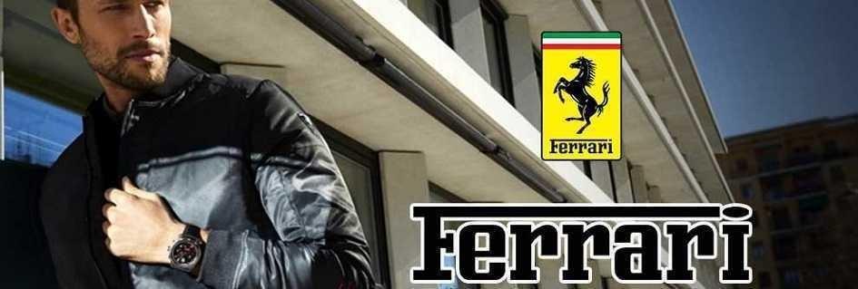 Collezione orologi uomo Scuderia Ferrari