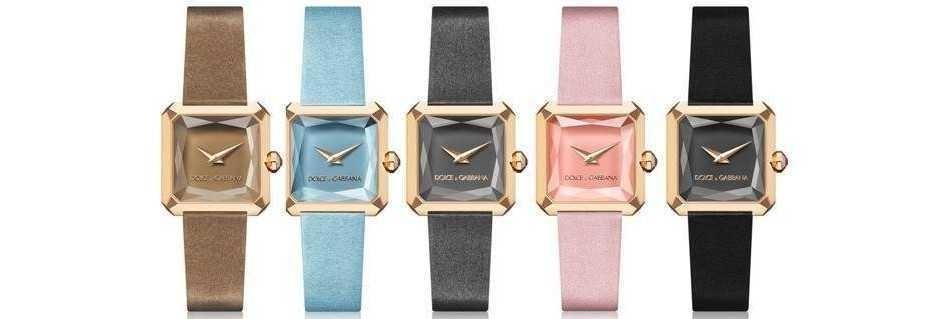 Dolce&Gabbana gli orologi fashion per la donna moderna