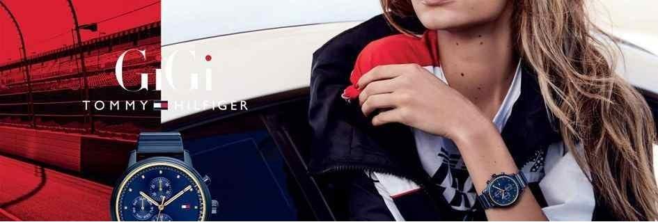 Collezione orologi donna Tommy Hilfiger