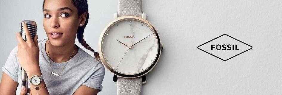 Collezione di orologi fashion dal design ricercato e dall'alta precisione per la donna esigente by Fossil