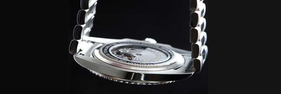 Grand Geneve gli orologi unisex l'eleganza la classe