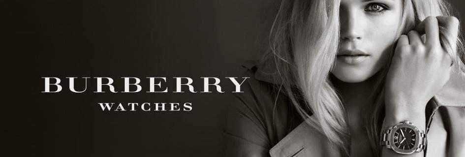 Collezione prestigiosa orologi donna Burberry