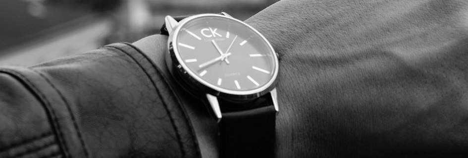 Calvin Klein gli orologi da uomo luxury senza tempo