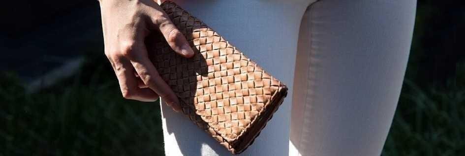 I portafogli da donna in vera pelle artigianali