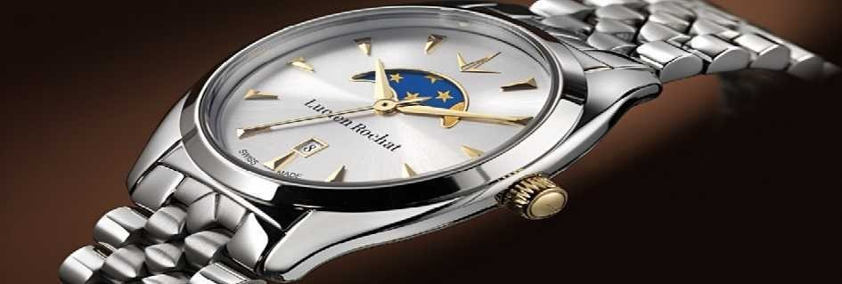 Lucien Rochat  gli orologi da donna luxury e trendy