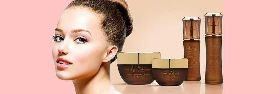 Aqua Mineral Optima+ la preziosa cosmesi della pelle