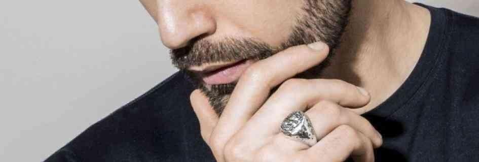Gli anelli artigianali da uomo il pregio orafo Italiano
