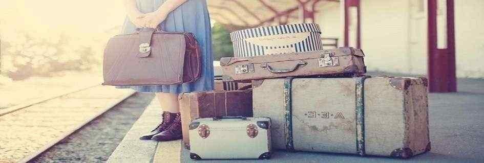 Le borse eleganti da viaggio in pelle griffate di tendenza