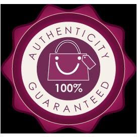 Tutti i nostri prodotti in vendita sono autentici ed originali garantiti.