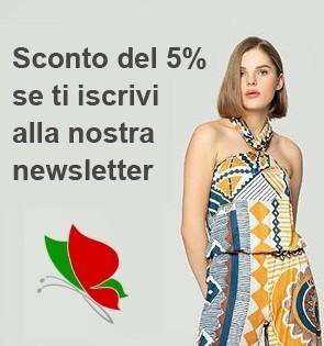 Sconto 5% newsletter